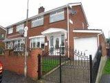 15 Lakeglen Drive, Andersonstown, Belfast, Co. Antrim, BT11 8TF - Semi-Detached House / 4 Bedrooms, 1 Bathroom / £174,950