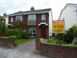 15 Esker Meadow Green, Lucan, West Co. Dublin - Semi-Detached House / 4 Bedrooms, 3 Bathrooms / €215,000
