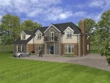 No. 1 St. James Court, St. James Court, Kingscourt, Co. Cavan - New Development / Group of 6 Bed Detached Houses / P.O.A