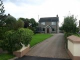 Rockwell House, 132 Ballyronan Road, Magherafelt, Co. Derry, BT45 6HR - Detached House / 4 Bedrooms, 1 Bathroom / £185,000
