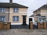 70 Lissadel Drive, Drimnagh, Dublin 12, South Dublin City, Co. Dublin - End of Terrace House / 3 Bedrooms, 2 Bathrooms / €145,000