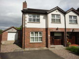 26 Crossgreen, Carrickfergus, Co. Antrim, BT38 8DN - Detached House / 3 Bedrooms / £97,950