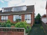 27 Dermott Park, Comber, Co. Down, BT23 5JQ - Semi-Detached House / 3 Bedrooms, 1 Bathroom / £119,500