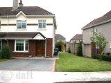 Ref 194 No. 25 Castlepark Drive, Castlepark, Mallow, Co. Cork - Semi-Detached House / 4 Bedrooms, 3 Bathrooms / €230,000