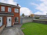 39 Woodford Meadows, Clondalkin, Dublin 22, West Co. Dublin - End of Terrace House / 2 Bedrooms, 1 Bathroom / €229,950