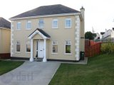 18 Brookfield Heights, Letterkenny, Co. Donegal - Detached House / 3 Bedrooms, 3 Bathrooms / €192,000