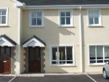 52 Sli An Chlairin, Athenry, Co. Galway - Terraced House / 3 Bedrooms, 1 Bathroom / €270,000