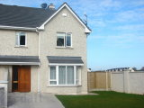 Springhill Court, Springhill, Carlow, Co. Carlow - Semi-Detached House / 3 Bedrooms, 3 Bathrooms / €127,500