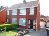 44 Ballyregan Road, Dundonald, Belfast, Co. Down, BT16 1HZ - Semi-Detached House / 3 Bedrooms, 1 Bathroom / £134,950