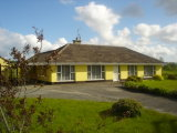 Kilnoe, Bodyke, Co. Clare - Bungalow For Sale / 5 Bedrooms, 1 Bathroom / €178,500