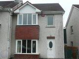 8 Cedar Grove, Mallow, Co. Cork - Semi-Detached House / 3 Bedrooms, 1 Bathroom / €70,000
