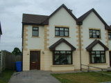 No. 20 Rathsillian, Tullow, Co. Carlow - Semi-Detached House / 3 Bedrooms, 1 Bathroom / P.O.A