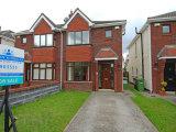 34 Glenbourne Green, Leopardstown, Dublin 18, South Co. Dublin - Semi-Detached House / 3 Bedrooms, 3 Bathrooms / €300,000