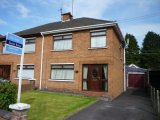 Belsize Road, Lisburn, Co. Antrim, BT27 4BT - Semi-Detached House / 3 Bedrooms / £136,000