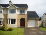 No 30 Rocklands, Cootehill Road, Cavan, Co. Cavan - Semi-Detached House / 4 Bedrooms, 3 Bathrooms / P.O.A