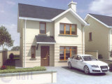 House Type A4 - 3 Bed Detached Glen Corrin, Watergrasshill, Co. Cork - Detached House / 4 Bedrooms, 2 Bathrooms / €255,000