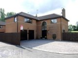 13, The Hermitage, Drumbeg Rd, Dunmurry, Belfast, Co. Antrim, BT17 9NH - Detached House / 5 Bedrooms, 1 Bathroom / £499,950
