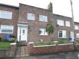 7 Stracam Corner, Cregagh, Belfast, Co. Down, BT6 0EN - Terraced House / 3 Bedrooms, 1 Bathroom / £120,000