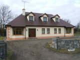 Crumlin, Ballyglunin, Tuam, Co. Galway - Detached House / 6 Bedrooms, 4 Bathrooms / €235,000