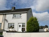 10 Muckish Ave, Letterkenny, Co. Donegal - End of Terrace House / 4 Bedrooms, 1 Bathroom / €130,000