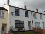 329 Mullacreevie Park, Armagh, Co. Armagh, BT60 4BD - Terraced House / 3 Bedrooms, 1 Bathroom / £75,000