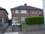 128, KIllester Park, Killester, Dublin 5, North Dublin City - Semi-Detached House / 3 Bedrooms, 1 Bathroom / €310,000