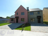4 Bed End Town House(house Type E4), Shantraud Woods, Killaloe, Killaloe, Co. Clare - New Home / 4 Bedrooms, 3 Bathrooms, End of Terrace House / €290,000