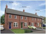 Site 195 Thaxton Village, Syon, Thaxton Village, Lisburn, Co. Antrim - New Home / 3 Bedrooms, 1 Bathroom, Townhouse / £133,950
