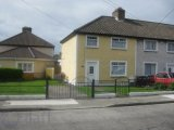 217 Brandon Road, Drimnagh, Dublin 12, South Dublin City - End of Terrace House / 3 Bedrooms, 1 Bathroom / €150,000