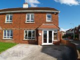 10 Tullyhall Green, Lucan, West Co. Dublin - Semi-Detached House / 4 Bedrooms, 3 Bathrooms / €245,000