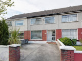 108 Balrothery Estate, Tallaght, Dublin 24, South Co. Dublin - Terraced House / 3 Bedrooms, 1 Bathroom / €199,000