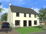 Site 23 Pheasant Hill Off Drummond Park, Ballynahinch, Co. Down, BT24 8GE - Terraced House / 3 Bedrooms, 1 Bathroom / £129,500