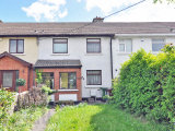 90 Rosemount Estate, Dundrum, Dublin 14, South Dublin City - Terraced House / 3 Bedrooms, 1 Bathroom / €230,000