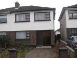 5 Rossmore Crescent, Templeogue, Templeogue, Dublin 6w, South Dublin City - Semi-Detached House / 3 Bedrooms, 1 Bathroom / €260,000