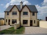 House Type J 4, The Mews , Castle Park, Mallow, Co. Cork - New Development / Group of 4 Bed End of Terrace Houses / €240,000