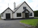 Creganna, Oranmore, Co. Galway - Detached House / 5 Bedrooms, 3 Bathrooms / €390,000