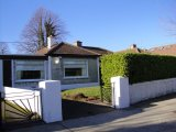 18 Redesdale Road, Mount Merrion, South Co. Dublin - Bungalow For Sale / 4 Bedrooms, 2 Bathrooms / €435,000