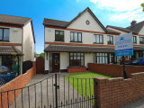 26 Greenfield Park, Firhouse, Dublin 24, South Dublin City - Semi-Detached House / 3 Bedrooms, 3 Bathrooms / €250,000