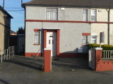 139 Corrib Road, Terenure, Dublin 6w, South Dublin City, Co. Dublin - End of Terrace House / 3 Bedrooms, 1 Bathroom / €225,000