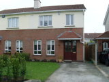52 Castle Riada Grove, Lucan, West Co. Dublin - Semi-Detached House / 3 Bedrooms, 3 Bathrooms / €229,000