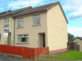 56 Gallows Street, Dromore, Co. Down, BT25 1BD - End of Terrace House / 3 Bedrooms, 1 Bathroom / £85,000