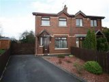 33a, Barnfield Grange, Derriaghy, Belfast, Co. Antrim, BT28 3RS - Semi-Detached House / 3 Bedrooms, 1 Bathroom / £119,950