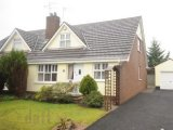 18 Gordonville Park, Ballymoney, Co. Antrim, BT53 7EU - Bungalow For Sale / 3 Bedrooms, 1 Bathroom / £94,950