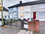 180 Killester Avenue, Killester, Dublin 5, North Dublin City - Terraced House / 2 Bedrooms, 1 Bathroom / €219,950