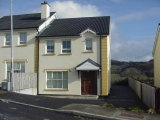 8 Coopers Crest, Milford, Co. Donegal - Semi-Detached House / 3 Bedrooms, 1 Bathroom / €120,000