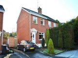 18 Muskett Drive, Carryduff, Co. Down, BT8 8QN - Semi-Detached House / 3 Bedrooms, 1 Bathroom / £165,000
