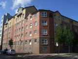 7 College Gate, 29 College Square North, Belfast City Centre, Belfast, Co. Antrim, BT1 6AS - Apartment For Sale / 3 Bedrooms, 1 Bathroom / £115,000