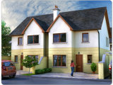 J 1, 'The Mews' , Castlepark, Mallow, Co. Cork - New Development / Group of 3 Bed Semi-Detached Houses / €229,000