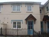 61 Brightwater, Crosshaven, Crosshaven, Co. Cork - Townhouse / 2 Bedrooms / €155,000