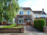 36 St Andrews Drive, Lucan, West Co. Dublin - Semi-Detached House / 4 Bedrooms, 3 Bathrooms / €295,000